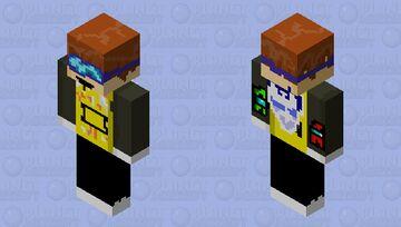 YELLOWSUNGLOWSMILE ROBLOX Minecraft Skin