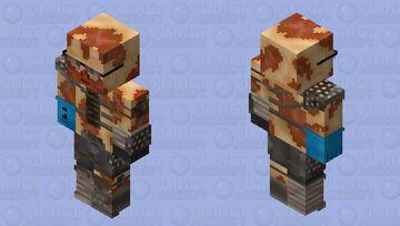 Jerry McGhoulberry | Alchestbreach Minecraft Skin