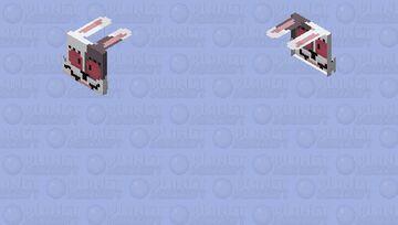 Vanny Mask base Minecraft Skin