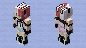 i dont know anymore Minecraft Skin
