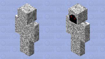 backwards entity 303 Minecraft Skin