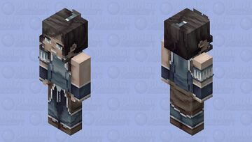 Korra - Legend of Korra Minecraft Skin