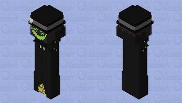 Zestial Morde | Spider demon | Hazbin Hotel Minecraft Skin