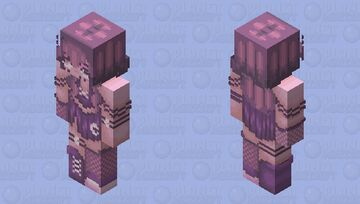 +La Misma Luna+ Minecraft Skin