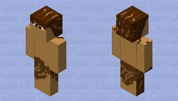 Aboriginal Minecraft Skin