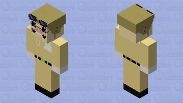 Porco Rosso - Marco Pagot Minecraft Skin