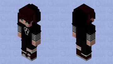 Scream eboy Minecraft Skin