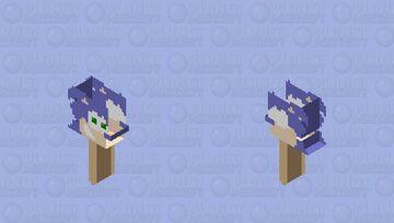 Sonic Ice Cream Bar Minecraft Skin
