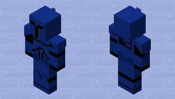 Senate Commando Minecraft Skin