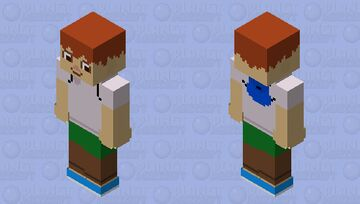Villager 2 Minecraft Skin