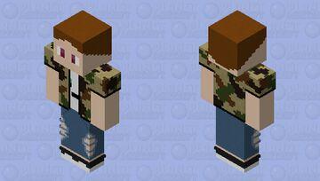 Jerry Minecraft Skin
