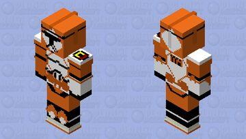 Clone Ordnance Specialist (Phase I) Minecraft Skin
