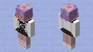 Ready for the wedding Minecraft Skin