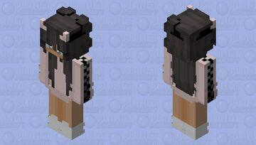 Lily - HD Minecraft Skin