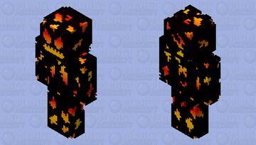 molten monster Minecraft Skin