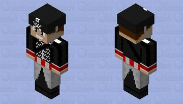 Lieb-Husaren (Der Totenkopfen) Blood And Iron Minecraft Skin