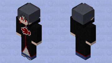 skin itachi uchiha 128x128 Minecraft Skin