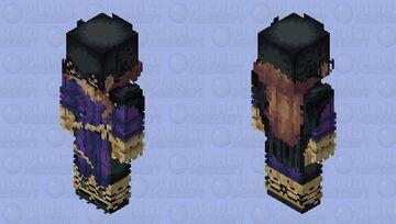 × ¦ 52 Pack ¦ × Burnside Batgirl Minecraft Skin