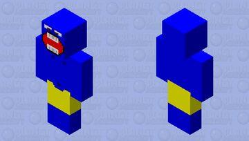 Big mouth swimmer Minecraft Skin
