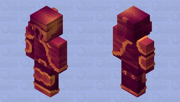 Knight of Zenith || Now in HD! Minecraft Skin