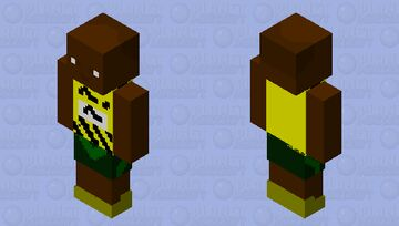 Usain Bolt (HD remake) Minecraft Skin