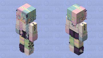 angelic Minecraft Skin