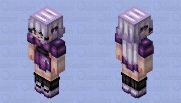 Pi - Cyan OC [Skin Request/HD] Minecraft Skin