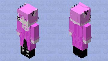 6P Alastor Minecraft Skin