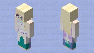 Elsa Frozen 2 HD Minecraft Skin