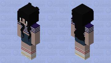 Summer Stripes Minecraft Skin