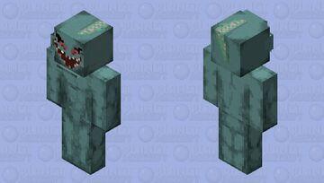 Waterling Minecraft Skin