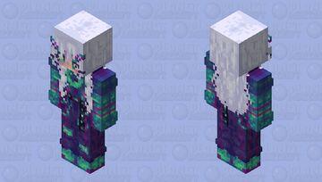 Luminosity // Jadeite Minecraft Skin