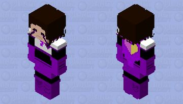 crushed dreams and broken hopes Minecraft Skin