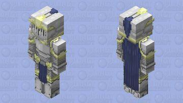 Elite Knight Minecraft Skin