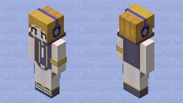 The World Ends With You - Neku Sakuraba Minecraft Skin