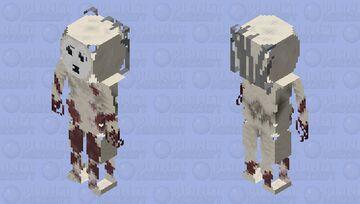 berserker newborn Minecraft Skin