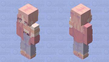 rosa Minecraft Skin