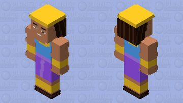 Oh, Yeah. It's all coming together. | Kronck Minecraft Skin