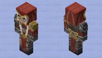 War from Darksiders Minecraft Skin