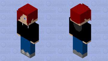 CrypticInk OC Skin Minecraft Skin