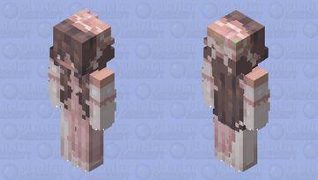 ♡ cottage-core maiden ♡ Minecraft Skin