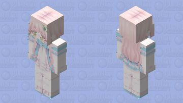 rice lolita Minecraft Skin