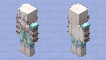 I'm sticky, sticky, stuck ♡ Minecraft Skin
