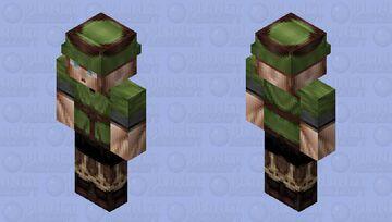 Hunter   2X HD Minecraft Skin