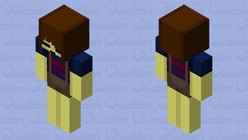 Frisk (UNDERTALE) Minecraft Skin
