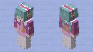 michelle marlon Minecraft Skin