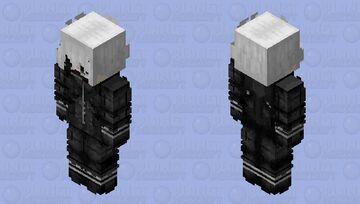 -Kaneki Ken- Minecraft Skin