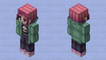 Red [Sammie's OC] - Skin Gift Minecraft Skin