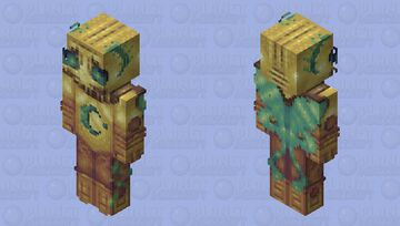 Luna Minecraft Skin