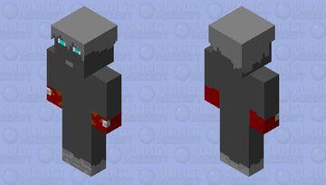 ef we Minecraft Skin